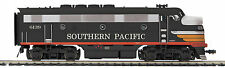 MTH 80-2192-0 HO F-3 A UNIT Southern Pacific 6104 DIESEL LOCOMOTIVE -NEW