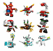 LEGO Mixels Series 8 Complete Set of 9 from #41563 to #41571  (NEW!) 6+