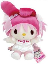 Rare My Melody x The Movie Girl Madoka Magica Kuromi Plush Doll from Japan