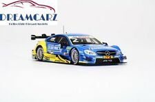 Spark SG222 1/43 Mercedes AMG C63, DTM 2015, limited edition 300 pcs worldwide