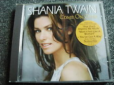 Shania Twain-Come on Over CD-Made in UK