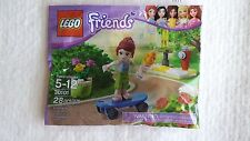 30101 Lego Friends Mia Skateboard fun mini doll minifigure polybag set