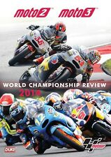 MotoGP - Moto2 / Moto3 World Championship Review 2014 { New DVD}