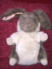 Vintage German Soft Toy Hand Puppet Rabbit 26 cm SUZY TOYS