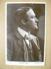 Real Photo Postcard- Theater Actors MR FRED TERRY, No.130 L