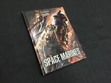 GW 40k Codex Space Marines (6th Edition) Hardcover Book