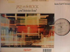 Carel Heinsius Band - Jazz on the Rock - LP 1986 US - Fortress SPCN7900600035