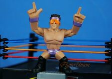 Mattel WWE Wrestling Rumblers Figure Elite ZACK RYDER Cake Topper Model K902_L