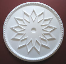 Ceiling Rose Size 460mm - 'Windsor' Lightweight Polystyrene *We Combine P&P*