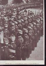 1904  --  ESPAGNE  ENTRE DE ALPHONSE XII DANS MELILLA   £757
