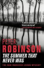 The Summer That Never Was by Peter Robinson (Paperback, 2003)