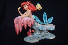 Jim Shore Disney Traditions, Little Mermaid on Rock, Dreaming Under the Sea NIB