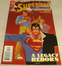 DC COMICS SUPERMAN BIRTHRIGHT # 3 VF/VF+ 2003