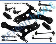 Brand New 12pc Complete Front Suspension Kit for Toyota/Lexus Vehicles