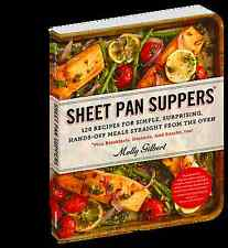 Sheet Pan Suppers  120 Recipes for Simple Hands Off Meals from the Oven New PB