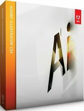 Adobe Illustrator CS5 Vollversion Windows deutsch inkl MWST BOX Retail NEU