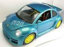Bburago-VW Volkswagen New Beetle-Standox pintura-nr 520 - 1:18 Burago
