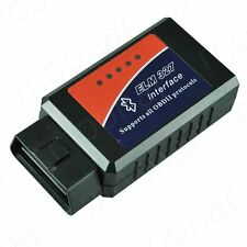 ELM327 KFZ Auto OBD2 II Bluetooth V2.1 Testgerät Diagnosegerät Interface Scanner