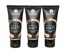 12 x Collection Naturally Matt Foundation  | Honey | RRP £36 | Wholesale