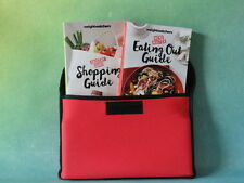 Weight Watchers 2016 Beyond The Scale Points BOOKS + RED Case + Plan Guide  NEW