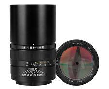 135 mm Objektiv f/2,8 II Festbrennweite für Canon EF Bajonett Zhongyi Mitakon