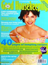Good Housekeeping Magazine April 2002