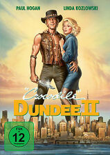 Crocodile Dundee II Paul Hogan - Linda Kozlowsk-DvD - Neu+in Folie(L3-752)