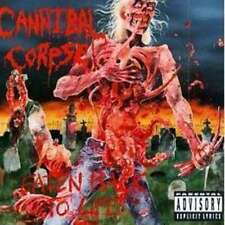 CANNIBAL CORPSE EATEN BACK TO LIFE CD NEW