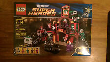 Brand New Lego Super Heroes Batman The Dynamic Duo Funhouse Escape (6857)