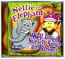 Nellie the Elephant & Well Loved Nursery Songs BRAND NEW DIRECT FROM PUBLISHER