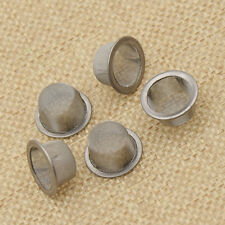 5 Pcs Quartz Crystal Smoking Pipe Metal Filters Accessories Men Gift Novelty