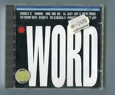 teldec JIVE cd sampler © 1987 WORD - VOLUME 1 schoolly d SKINNY BOYS jazzy jeff