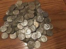 Lot: Roll (20) 40% Silver Kennedy Half Dollars, 1965-1969; 2.95 ASW - No Reserve