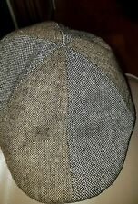 Levi's Ivy Cabbie Hat for Men - Driver Newsboy Gatsby Cap XL