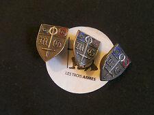 A0231- Insignes boutonnières Club Sportif et Artistique de la Marine Nationale