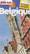 BELGIQUE - PETIT FUTE - GUIDE DE VOYAGE 2011/12 - 572 PAGES - NEUF