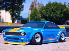 Rocket Bunny S14 BOSS Body CLEAR 190mm for 1/10 YOKOMO MST OD (1jz 2jz LSD S13)