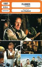 Fiche Cinéma. Movie Card. Flubber (USA) 1997 Les Mayfield