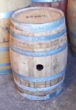 15 gallon used oak wine barrel from Napa Valley solid oak at a great price