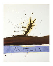 Robert Motherwell Beside the Sea No. 1 Poster Kunstdruck Bild 42x33cm