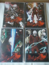 // NEUF LOT ** Devil may cry ** 4 DVD Shin Itagaki  INTEGRALE SERIE COMPLETE