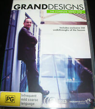Grand Designs Complete Series One 1 (Australia Region 4) DVD - Like New
