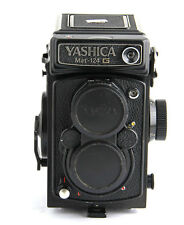 Yashica MAT 124 G Medium Format TLR Film Camera with 80mm lens kit