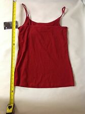 M&S The Soft Touch Vest Size: 12