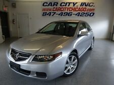 Acura: TSX 6-speed MT w