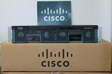 Cisco2921-SEC/K9 2921 3 Port Integrated 10/100/1000 1 SFP Router 2.5GB/ 256MB