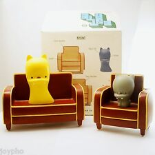 Estate by Eric So Chapter 3 Sofa & Cat Cats Couch Chair Rare Bearbrick Kidrobot