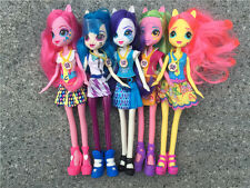 "My Little Pony Equestria Girls 5pcs 9"" Friendship Games Dolls Set New Loose"