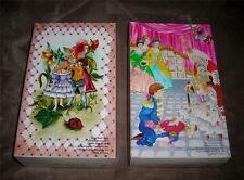 Two Marie Osmond Story Book Greeting Card Dolls~Thumbelina and Cinderella~NIB