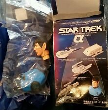 Furuta Star Trek Micro Machines (A5)  Spock Bust 2006 New